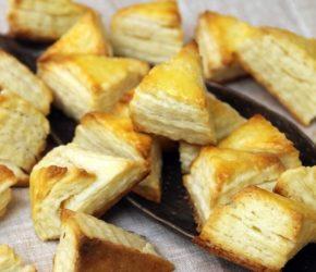 Печенье на ряженке