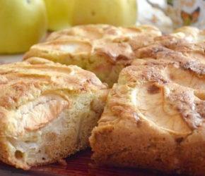 Простой рецепт пирога на ряженке
