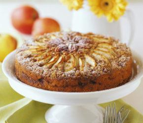 Пирог на простокваше: рецепт с фото