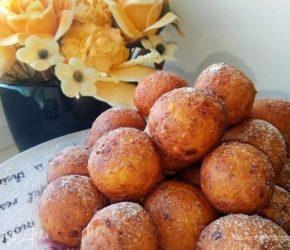 Пончики из творога: рецепт с фото