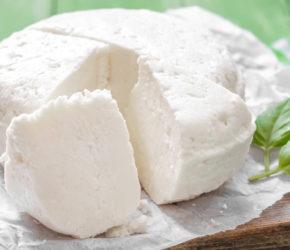 Сыр из простокваши